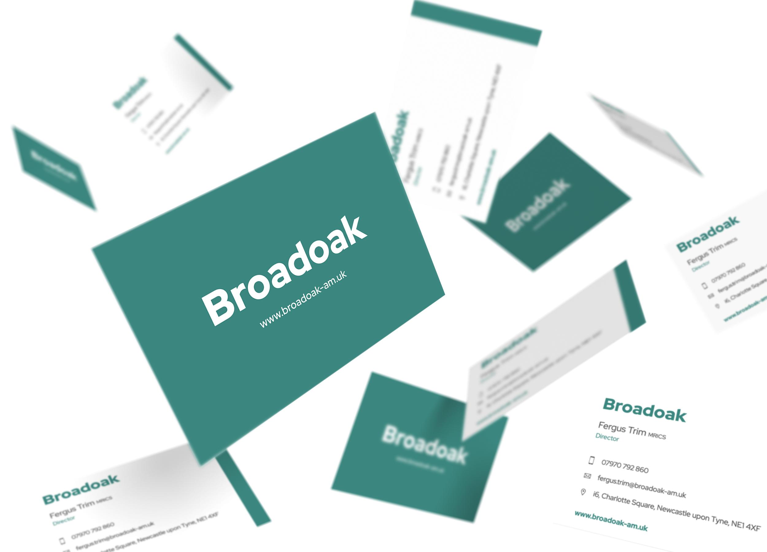 The Evolution of Broadoak's Brand Identity